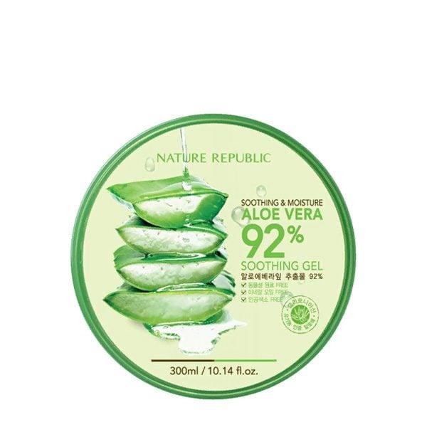 Nature Republic Aloe Vera 92 Soothing Gel