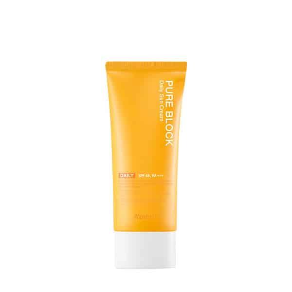 A'PIEU Pure Block Natural Daily Sun Cream