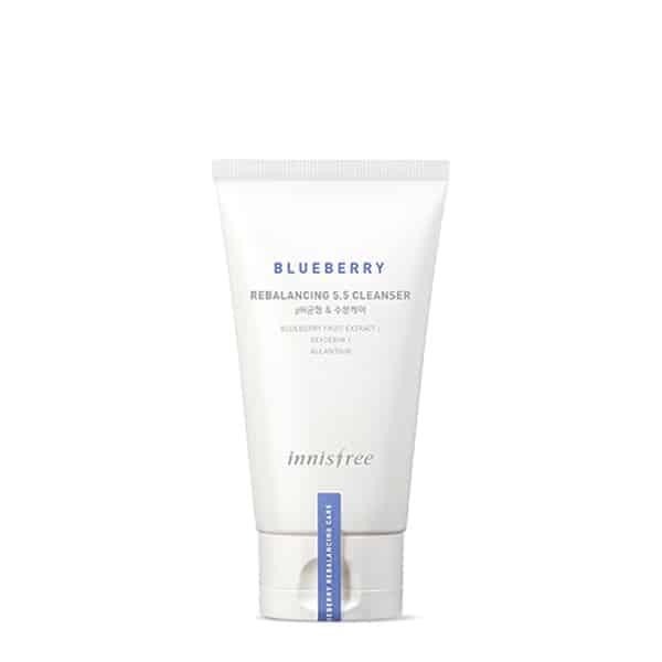 Innisfree Blueberry Rebalancing 5.5 Cleanser