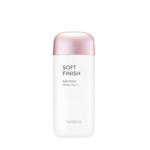 MISSHA All-around Safe Block Soft Finish Sun Milk